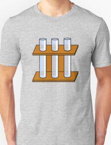 Chemistry Tubes Unisex T-Shirt