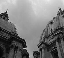 St Peters Basilica by djhopkins