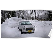 The Brenizered Daihatsu Poster