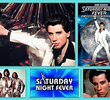 Saturday Night Fever by ©The Creative  Minds
