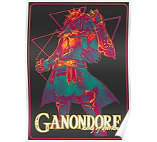 Hyrule Warriors Ganondorf Poster