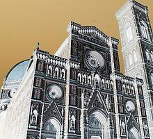 Il Duomo di Firenze by Michel Robert Cabrié