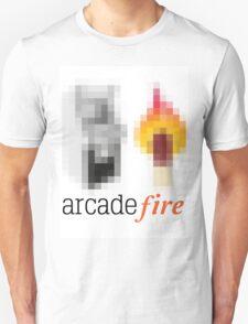 PixelRock: Arcade Fire T-Shirt
