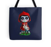 Dead Red Riding Hood Tote Bag