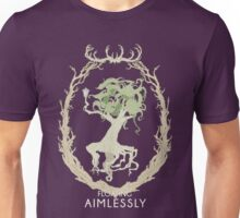 Floating Aimlessly ~ Graf LampPost Tree Unisex T-Shirt