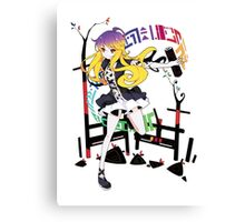 Touhou - Byakuren Hijiri Canvas Print