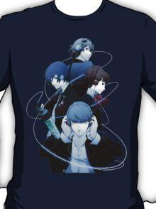Persona 4 - Yu, Yosuke, Rise & Naoto T-Shirt