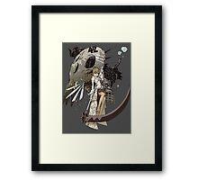 Soul Eater - Maka Albarn Framed Print
