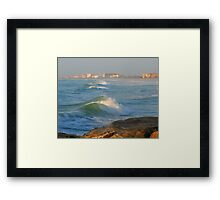 Ocean/Sea Framed Print