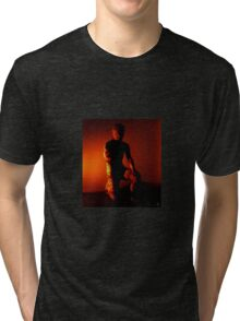 Cracked To The Bone Tri-blend T-Shirt