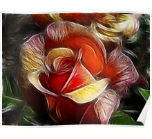 Rose Petal Dreams Poster