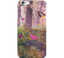 Enchanted wood iPhone Case/Skin