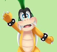 Iggy Koopa by ShinyhunterF