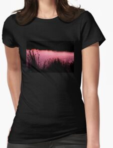 Dark River Womens Fitted T-Shirt