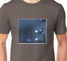 water drop in web Unisex T-Shirt