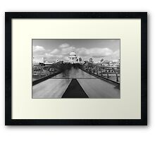 London Ghosts Framed Print