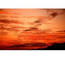 Burnish Atmospheres © Photographic Print