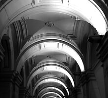 GPO Melbourne by Greg McMahon