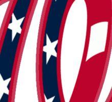 Nationals Sticker