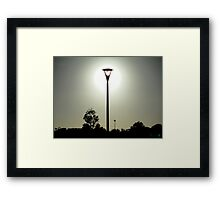 Day Light Framed Print