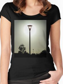 Day Light Women's Fitted Scoop T-Shirt