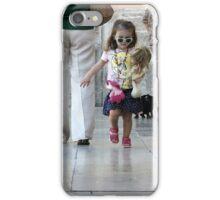 A material girl iPhone Case/Skin