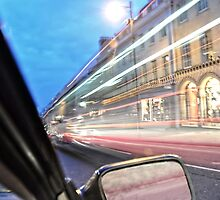 Travelling at the Speed of Light by Alex Hardie