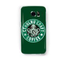 Cthulhu Craft Coffee Samsung Galaxy Case/Skin