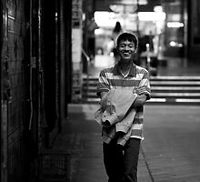 The pursuit of happiness by yongtze