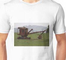 Seen Better Days - Excavator Unisex T-Shirt