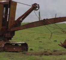 Seen Better Days - Excavator Sticker