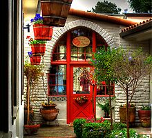 Boutique in Carmel by the Sea by K D Graves Photography