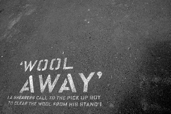 """""""Wool Away"""" by AlMiller"""