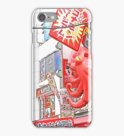 Osaka, Japan iPhone Case/Skin