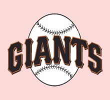 Giants Kids Clothes