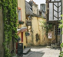 Rochefort-en-Terre, Brittany, France #7 by Elaine Teague