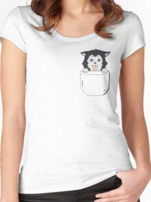 kuroko 2 Women's Fitted Scoop T-Shirt