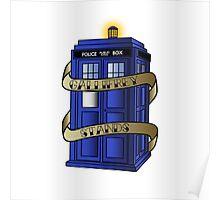 TARDIS - Gallifrey Stands! Poster
