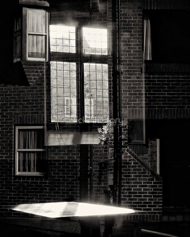Window watching into the souls of glass by clickinhistory