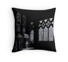 A prayer is just a prayer in every tongue Throw Pillow