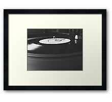 The Purest of Sounds Framed Print