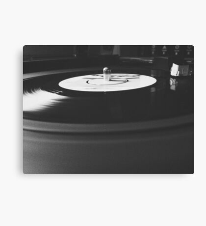The Purest of Sounds Canvas Print