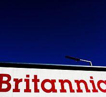 Britannia by Mark  Coward