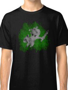 The Minish Brush Green Classic T-Shirt