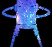 Galaxy Finn by rawrjaws