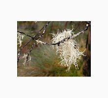 Hanging Lichen, Cradle Mountain, Tasmania, Australia. Unisex T-Shirt