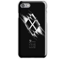 Batman Villains - Harley Quinn (White Version) iPhone Case/Skin