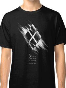 Batman Villains - Harley Quinn (White Version) Classic T-Shirt