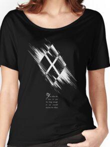 Batman Villains - Harley Quinn (White Version) Women's Relaxed Fit T-Shirt