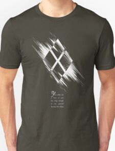 Batman Villains - Harley Quinn (White Version) Unisex T-Shirt